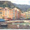 Afternoon Shadows, Portofino
