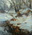 """Soft Winter Morning"" by Scott Mattlin"