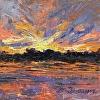 Dog River Sunrise I