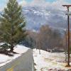 Skyuka Road Snow