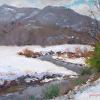Harmon Field Snow