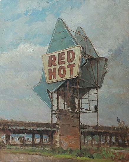 Red Hot - Oil