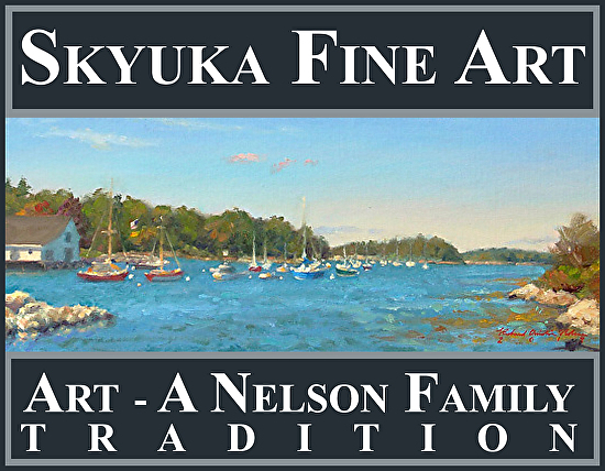 Art-A Nelson Family Tradition logo -