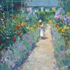 Garden Path, Giverny