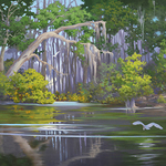 Elayne Kuehler - New Orleans Academy of Fine Art Spring Semester