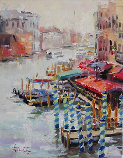 Venice - Oil