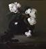 White Peonies by Dee Kirkham