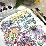 Nancy Laliberte - Live Creatively with Sketchbook Journaling
