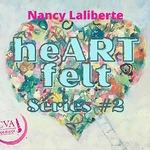 Nancy Laliberte - heART Series #2 Paint-along