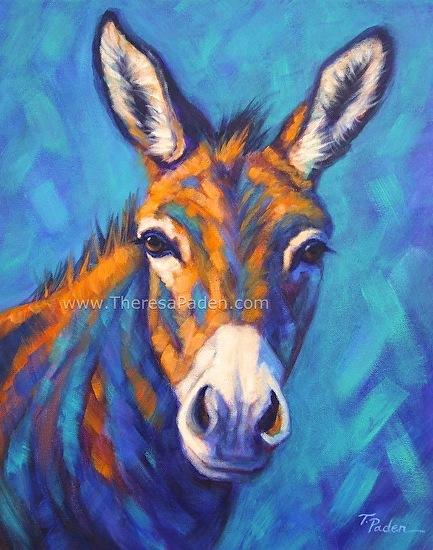 Margarite - Acrylic paint
