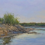 Dottie T Leatherwood - National Oil & Acrylic Painters Society Best of America Small Works 2021
