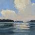 Deer Isle Thoroughfare by Carolyn Walton