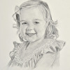 Pencil Portrait of Josie