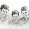 Three Brothers Portrait