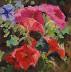 """Petunias Galore"" by Sarah J. Webber Fine Art"