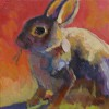 """Bitty Bunny IV"""