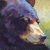 Black Bear Contemplation