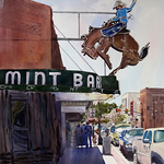 Kris Parins - Missouri Watercolor Society International Exhibition