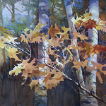 Kris Parins - San Diego Watercolor Society 41st International Exhibition