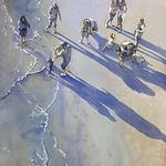 Kris Parins - Florida Watercolor Society 50th Exhibition