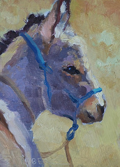 Study for Minnie Pearl -