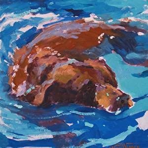 An example of fine art by Sarah J. Webber Fine Art