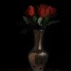 Roses in Brass - on eBay