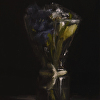 Bouquet in Plastic Wrap