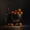 Clementines in Brass Bowl - On eBay