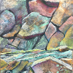 Charles F. Larsen - 2019 Southern Appalachian Artist Guild National Juried Show