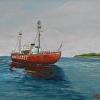 Lightship boat