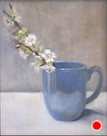 Plum Blossom by Coko Brown Oil ~ 8 x 10