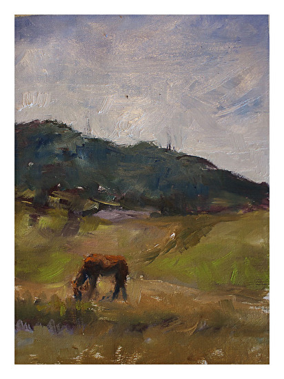 Greener Pastures - Oil