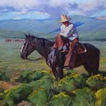 Charles Dayton - Painting the West - July 5-8, 2021
