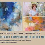 Debora Stewart - Winslow Art Center ABSTRACT COMPOSITIONS
