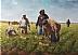 El Campo de Fresas (The Strawberry Fields) by Jose Enriquez
