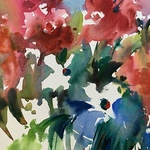 Diane Klock - The Joy of Watercolor in Old Forge NY