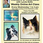 Lynda Nolte - Wonders of Watercolor online Art Class