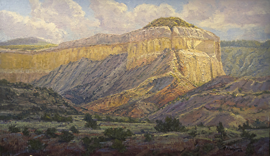 Chama Escarpment - Oil