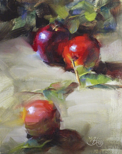 Orchard Apples - Oil