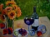 Aperatif by Amity Perry Oil ~ 16 x 20