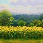 Simonne Roy - Quiet Gallery Visits