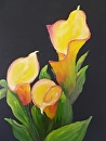 P1010054 by Ruth Meaders Oil ~ 16 x 12