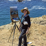 Ellen Howard - The Beauty of Mendocino County: Zoom Workshop