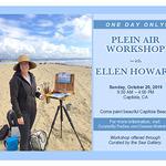 Ellen Howard - Plein Air Workshop
