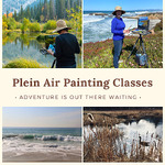 Ellen Howard - Plein Air Classes