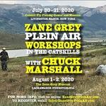 Chuck Marshall - Zane Grey Plein Air Workshop