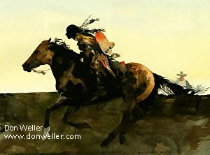 Western Scene Paintings