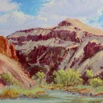 Norma Holmes - Art In The West, High Desert Museum