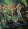 Celtic Concert by William Rogers  ~ 22 x -